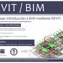 KUBIC   Workshop Interdisciplinario de introducción a BIM