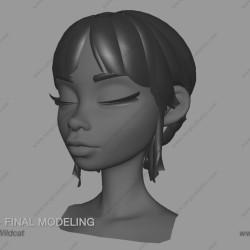 Timelapse | Modelación Facial