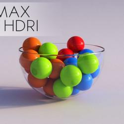 Iluminación HDRI con VRay