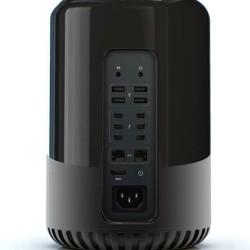 Modelos 3D Gratis XXXI | Mac Pro 2013