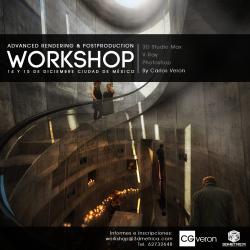 Workshop de Renderizado Avanzado y Post-Producción