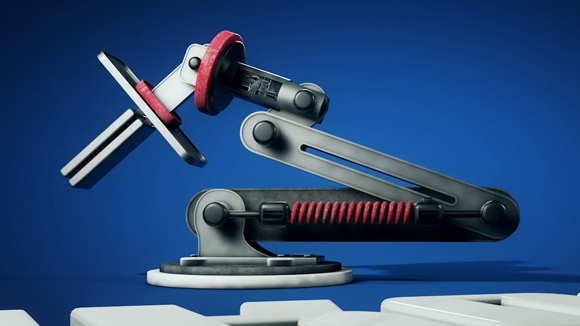 Cinema-4D-Modeling-and-Rigging-a-Robotic-Arm-Tutorial