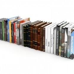 Modelos 3D Gratis XIX | Libros