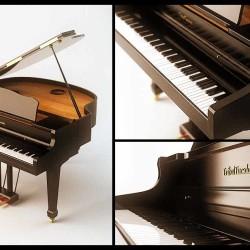Modelos 3D Gratis XXIX | Piano