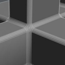 Scripts para 3ds Max | Quad Chamfer