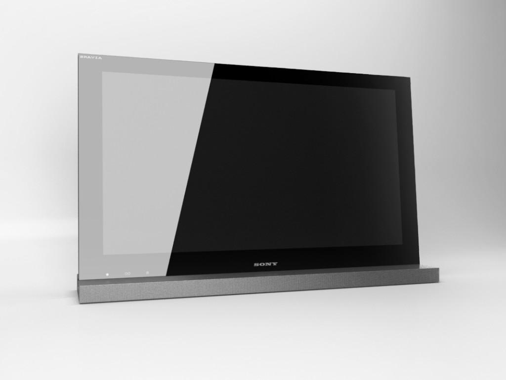 tv SONY 01