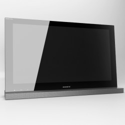 Modelos 3D Gratis XVIII | Sony Bravia NX800