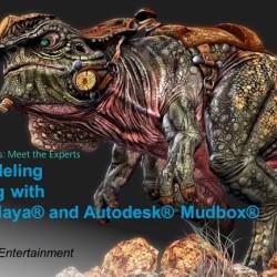 Cómo Modelar y Esculpir Criaturas en Mudbox
