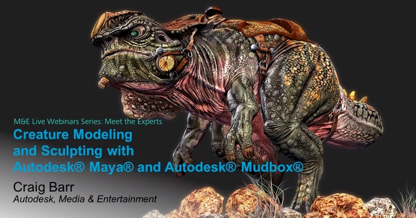 Creature-Modeling-Sculpting-Mudbox-3