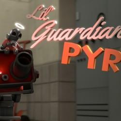 Lil' Guardian Pyro