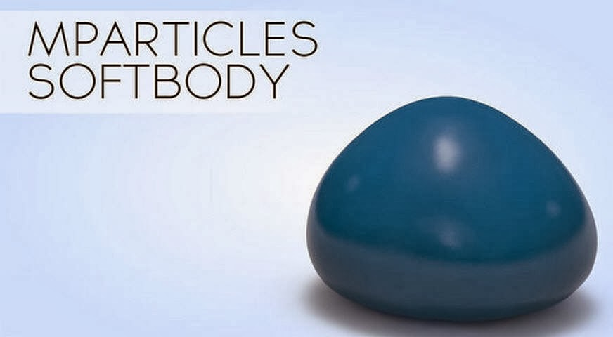 Softbody Dynamics With 3DS Max 2014 mParticles
