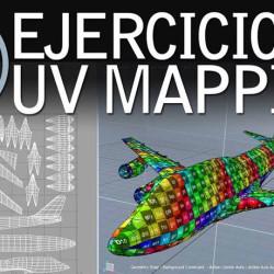UV Mapping en MODO 701