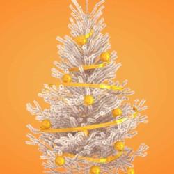 Modelando un Árbol de Navidad en Cinema 4D