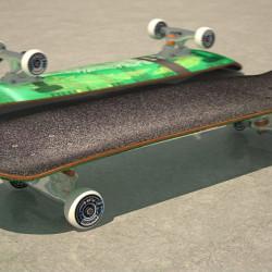 Modelos 3D Gratis LXX | Skateboard
