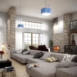Modelos 3D Gratis LXVIII | Casa Ucrania Interior
