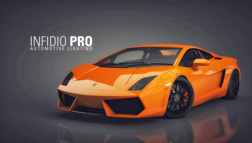 Texturing and Animating a Car in Cinema4D