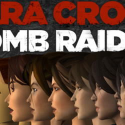 Lara Croft | 18 Años de Evolución