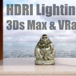 Cómo Iluminar Usando Imágenes HDR
