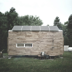 Mark Parsons   Solar Cabin