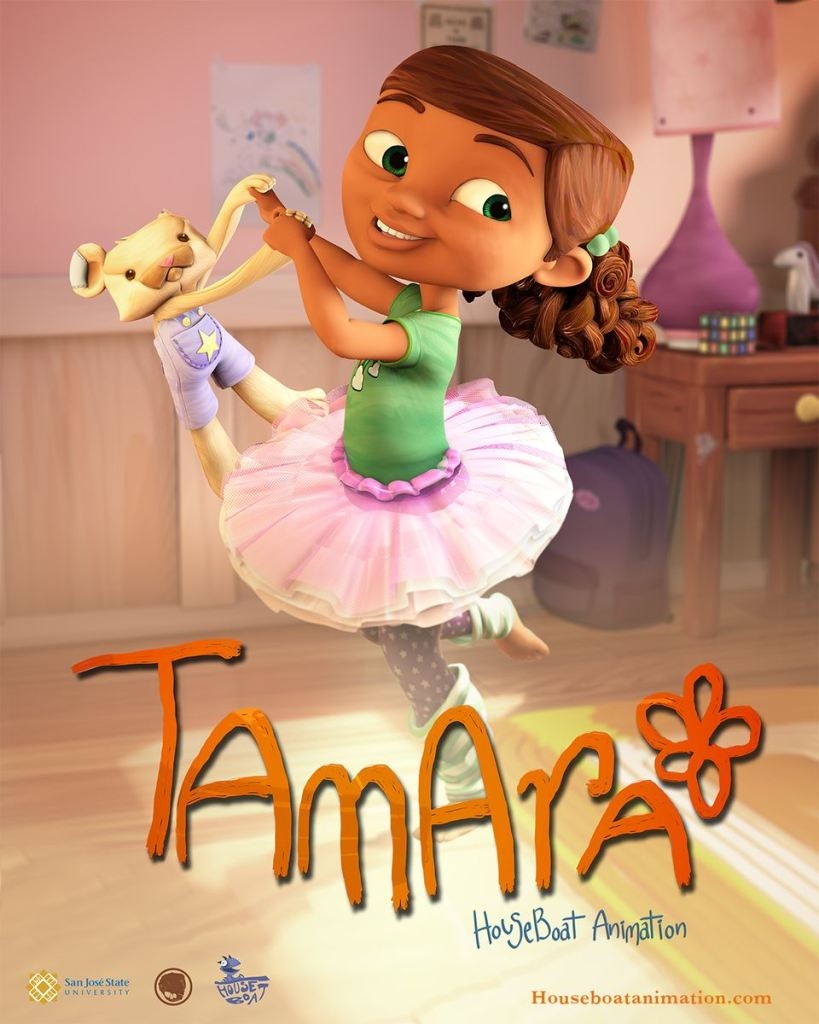 Tamara-Animated-Short-Film-Poster