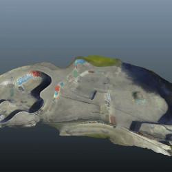 Escaneo 3D de un Skatepark en San Francisco