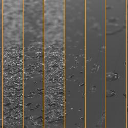 Texturas Gratis V | Gotas de Agua