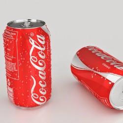 Cómo modelar y renderizar una lata de Coca-Cola en 3ds Max y V-Ray