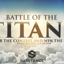 Concurso | Battle of the Titans