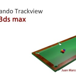 Animando con Trackview en 3ds Max