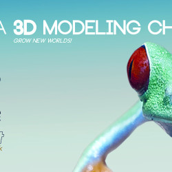 Flora and Fauna 3D Modeling Challenge