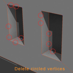 Scripts para 3ds Max | CoLinear Vertex Cleaner