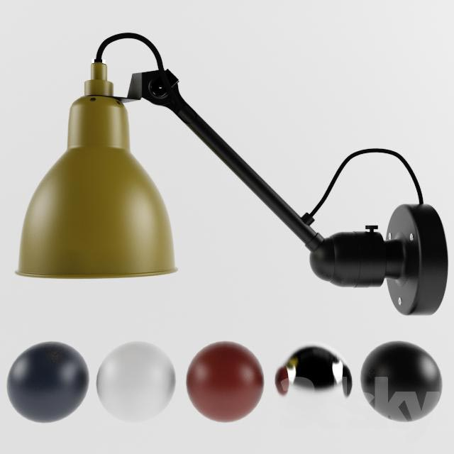 modelos 3d gratis cv la lampe gras 304 ejezeta. Black Bedroom Furniture Sets. Home Design Ideas