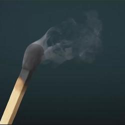 Tutorial | Transición de fuego a humo en Cinema 4D
