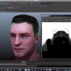 Cómo crear cabello para videojuegos en Maya
