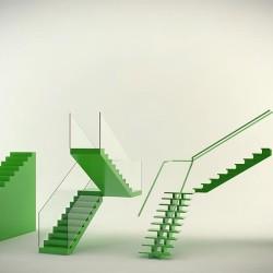 Cómo crear escaleras en 3ds Max
