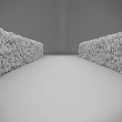 Cómo crear un muro de piedras en 3ds Max