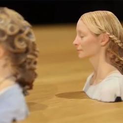 Disney Research | Impresión 3D de Cabello Realista