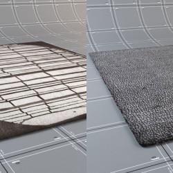 Modelos 3D Gratis CXXV | Alfombras