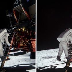 NVIDIA ayuda a demostrar que el hombre sí pisó la Luna