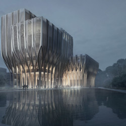 MIR | Zaha Hadid: Sleuk Rith Institute