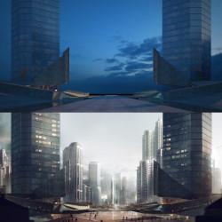 "Tutorial de ""Matte Painting"" para Visualización Arquitectónica"