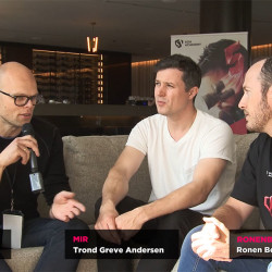 Ronen Bekerman | Entrevista con MIR