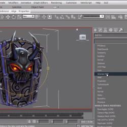 Introducción al Editor de UV's en 3ds Max