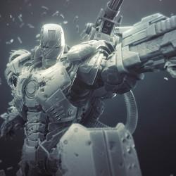 Making Of | War Machine