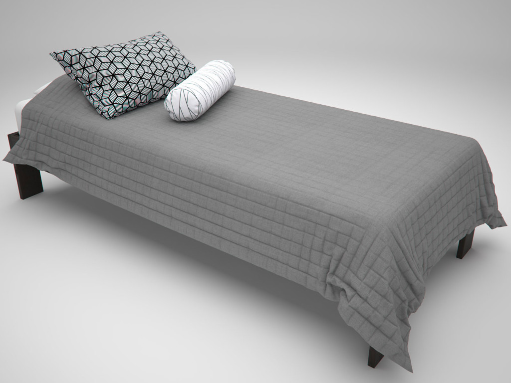 modelos 3d gratis cxxxi cama single ejezeta