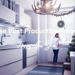 Técnicas de Post-Producción en Photoshop | End of Christmas
