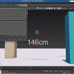 Cómo Animar Cambios de Texto en 3ds Max