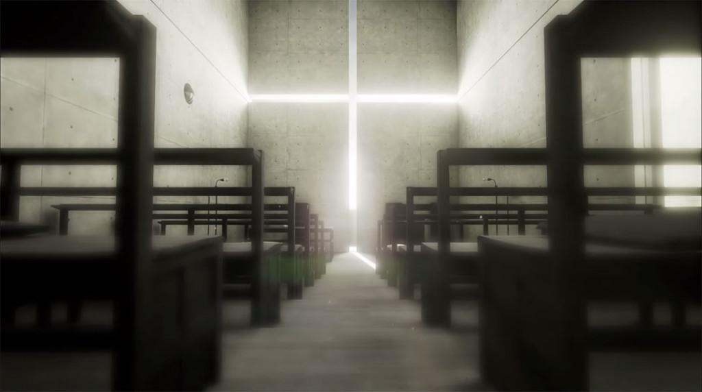 La Iglesia de la Luz de Tadao Ando con UE4