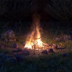 Cómo Simular Fuego y Humo en Blender