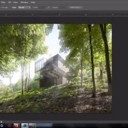 """Cómo Lograr el Efecto """"God Rays"""" en Photoshop"""